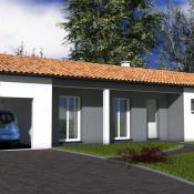 Maison 4 pièces + Terrain Le Cabanial