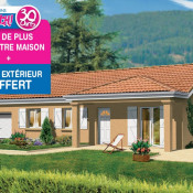 Maison 4 pièces + Terrain Vézeronce-Curtin