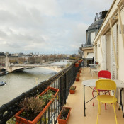 Paris 4ème, Apartment 3 rooms, 69.57 m2