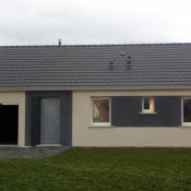 vente Maison / Villa 5 pièces Crèvecoeur-en-Auge