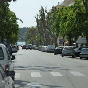 Location parking Antibes