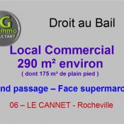 Le Cannet, 290 m2