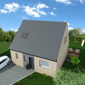 Maison 3 pièces + Terrain Looberghe