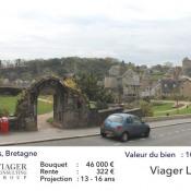 Fougères, квартирa 3 комнаты, 70 m2