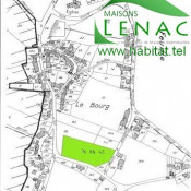 Terrain 7400 m² Marigny-sur-Yonne (58800)