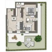 Bologna, Apartment 3 rooms, 87 m2
