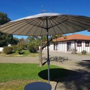 Hagetmau, casa de campo isolada 5 assoalhadas, 130 m2