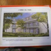 Vente appartement Bouffemont