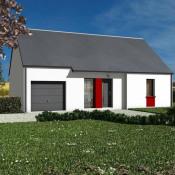 Maison avec terrain La Chapelle-du-Bois 64 m²