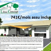 Maison 5 pièces + Terrain Saint-Étienne-sur-Chalaronne