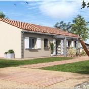 Maison 4 pièces + Terrain Verel-de-Montbel