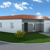 Maison 5 pièces + Terrain Les Landes-Genusson