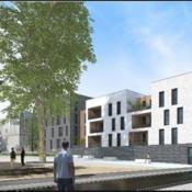 Bonnières sur Seine, Appartement 3 pièces, 62,7 m2