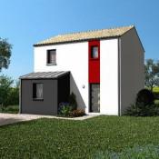 Maison 5 pièces + Terrain Salle-et-Chapelle-Aubry