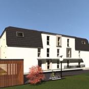 vente Appartement 3 pièces Oberhausbergen