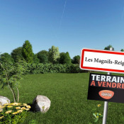 Terrain 709 m² Les Magnils-Reigniers (85400)