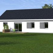 Maison avec terrain  89 m²