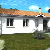 Terrain 1499 m² Montagne (33570)