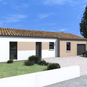 Maison 5 pièces + Terrain Mesnard-la-Barotière