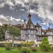 Villerville, Château 50 pièces,
