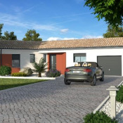 Maison 4 pièces + Terrain Saint-Jean-d'Illac