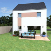Maison 5 pièces + Terrain Saint-André-des-Eaux
