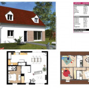 Terrain 646 m² Ully-Saint-Georges (60730)