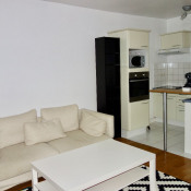 Paris 16ème, квартирa 2 комнаты, 38 m2