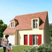 Maison 5 pièces + Terrain Saint-Mesmes