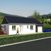 Maison 5 pièces + Terrain Landres