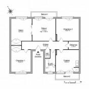 location Appartement 4 pièces Thionville