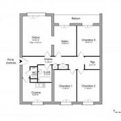 location Appartement 5 pièces Pont a Mousson