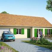 Maison 4 pièces + Terrain Saint Sylvain