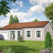 Maison 4 pièces + Terrain Sardieu (38260)