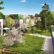 Amiens, Appartement 2 pièces, 50,57 m2