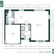 Maison 4 pièces + Terrain Bersée