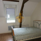 Rental apartment La meziere 390€cc - Picture 2
