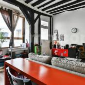 vente Loft/Atelier/Surface 2 pièces Paris 3ème