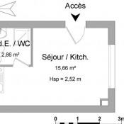 location Appartement 1 pièce Chateau-Renault