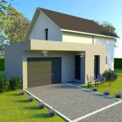 Maison avec terrain Sermamagny 95 m²