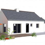 Maison 4 pièces + Terrain Baud
