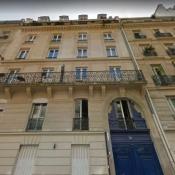Paris 5ème, Appartement 3 pièces, 53,41 m2