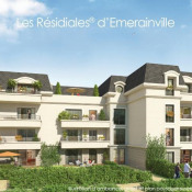 produit d'investissement Appartement 3 pièces Émerainville