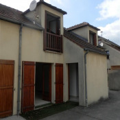 Montigny lès Cormeilles, Duplex 2 Vertrekken, 46 m2