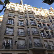 Paris 16ème, квартирa 3 комнаты, 80 m2