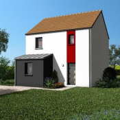 Maison 5 pièces + Terrain Saint-Benoît-la-Forêt