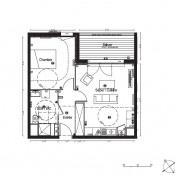 Gradignan, Appartement 2 pièces, 46 m2