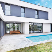 Tassin la Demi Lune, Maison d'architecte 6 pièces, 191 m2