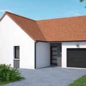 Maison 3 pièces + Terrain Charentilly