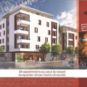 Nîmes, Appartement 2 pièces, 41,51 m2